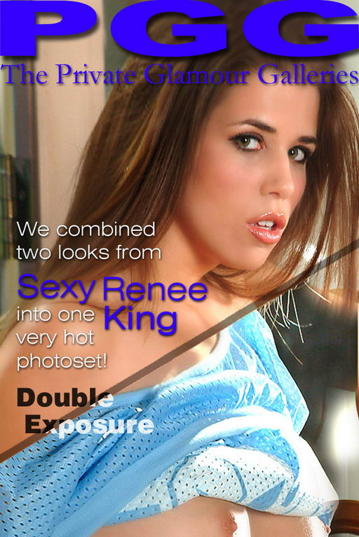 Renee King - `Double Exposure` - for MYPRIVATEGLAMOUR