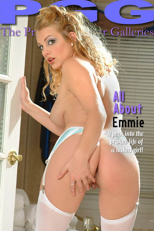 Emmie Ihle - `All About Emmie` - for MYPRIVATEGLAMOUR