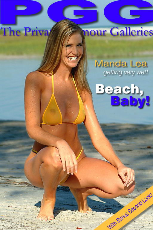 Manda Lea - `Beach Baby!` - for MYPRIVATEGLAMOUR