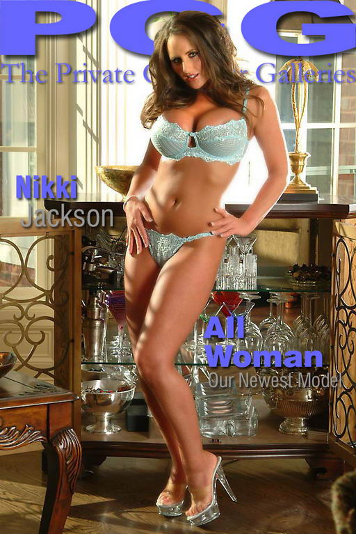 Nikki Jackson - `All Woman` - for MYPRIVATEGLAMOUR