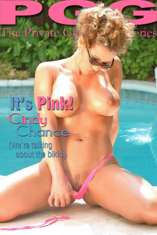 Cindy Chance - `It's Pink!` - for MYPRIVATEGLAMOUR