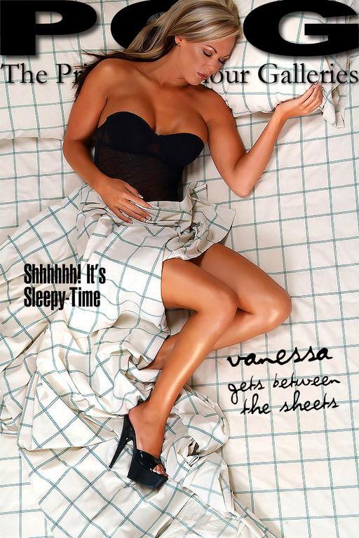 Vanessa - `Sleepy-Time` - for MYPRIVATEGLAMOUR