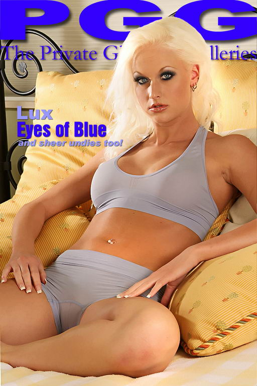 Lux - `Eyes of Blue` - for MYPRIVATEGLAMOUR