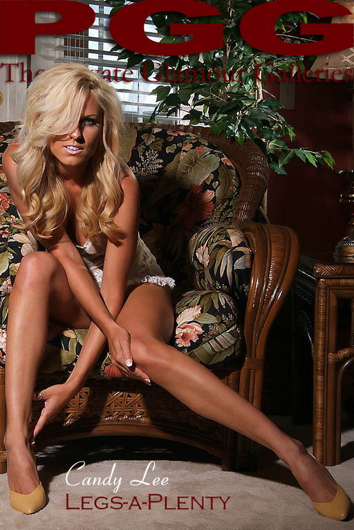 Candy Lee in Legs-a-Plenty gallery from MYPRIVATEGLAMOUR