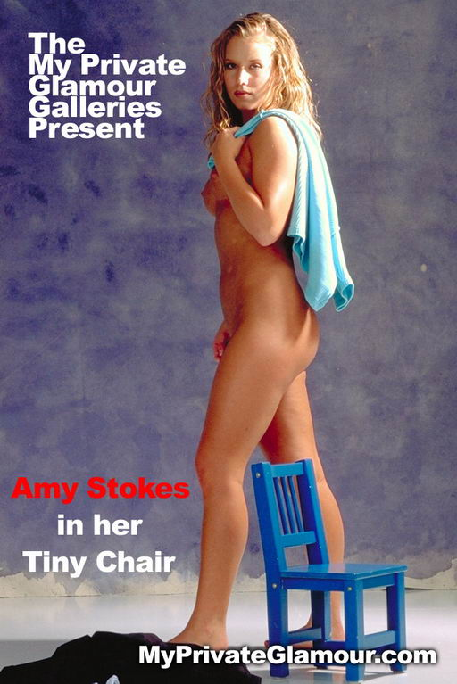 Amy Stokes - `Tiny Chair` - for MYPRIVATEGLAMOUR