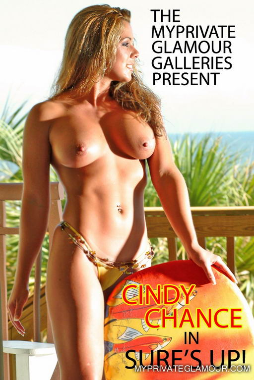 Cindy Chance - `Surf's Up!` - for MYPRIVATEGLAMOUR
