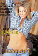 Heather in Hayloft gallery from MYPRIVATEGLAMOUR