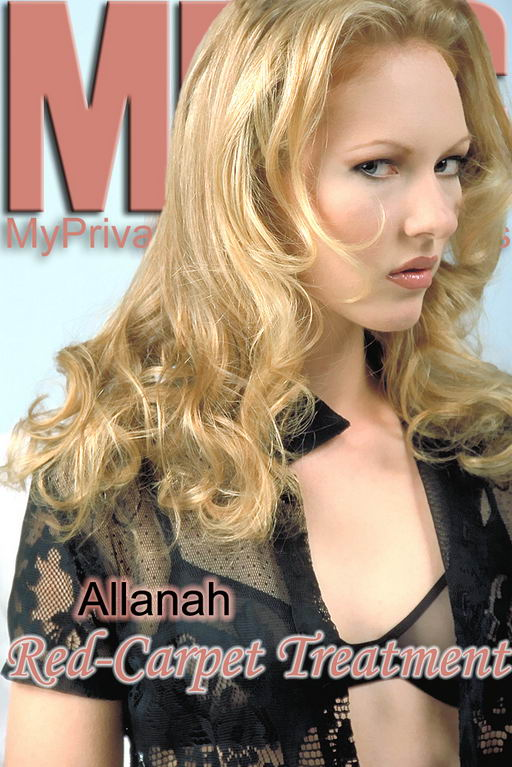 Allanah - `Red-Carpet Treatment` - for MYPRIVATEGLAMOUR