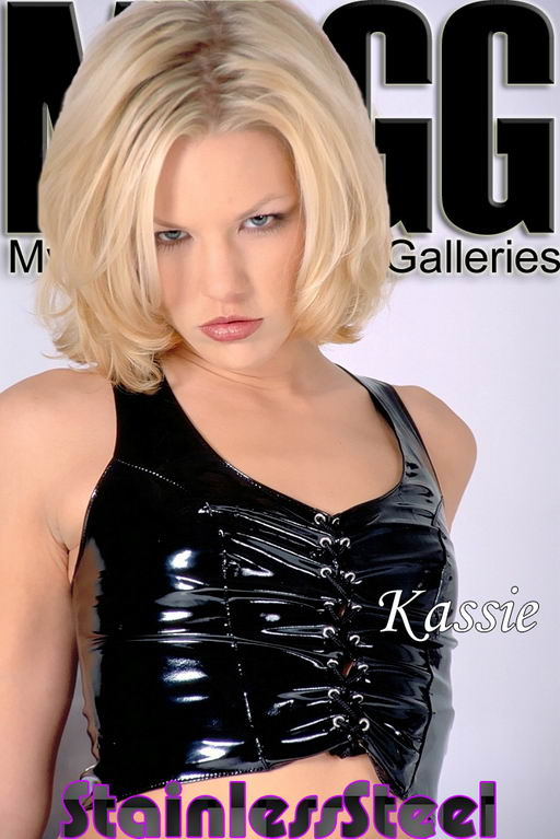 Kassie - `Stainless Steel` - for MYPRIVATEGLAMOUR