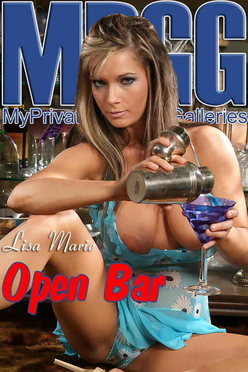 Lisa Marie - `Open Bar` - for MYPRIVATEGLAMOUR