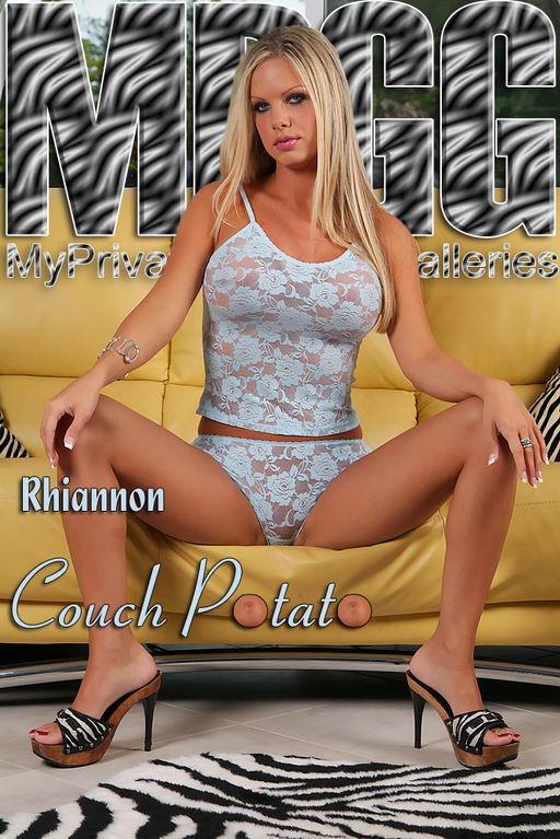Rhiannon - `Couch Potato` - for MYPRIVATEGLAMOUR