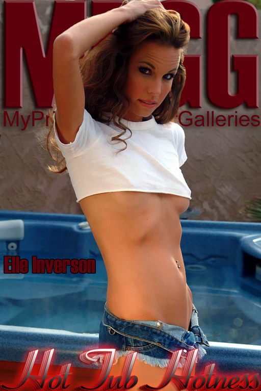 Elle Iverson - `Hot Tub Hottness` - for MYPRIVATEGLAMOUR