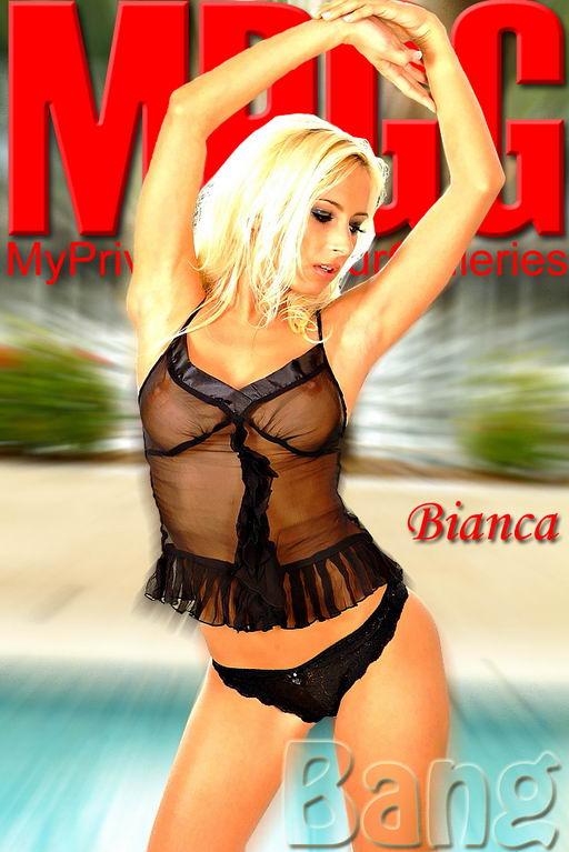 Bianca - `Bang` - for MYPRIVATEGLAMOUR