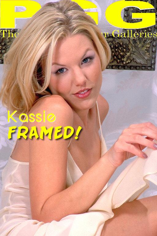 Kassie - `Framed` - for MYPRIVATEGLAMOUR