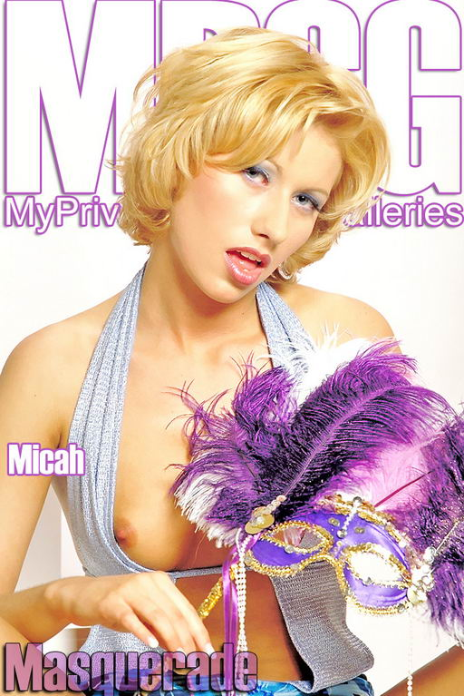 Micah - `Masquerade` - for MYPRIVATEGLAMOUR