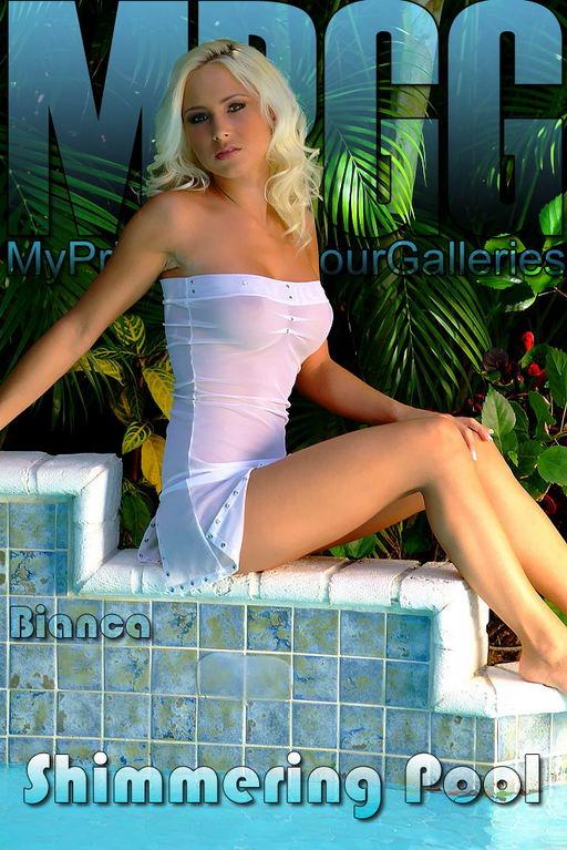 Bianca - `Shimmering Pool` - for MYPRIVATEGLAMOUR