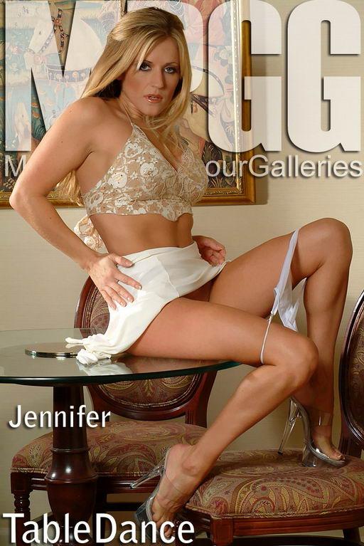 Jennifer - `TableDance` - for MYPRIVATEGLAMOUR