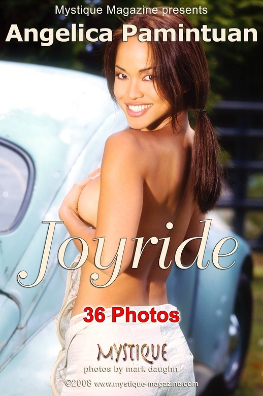 Angelica Pamintuan - `Joyride` - by Mark Daughn for MYSTIQUE-MAG