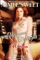 Aimee Sweet in Afternoon Delight gallery from MYSTIQUE-MAG by Mark Daughn