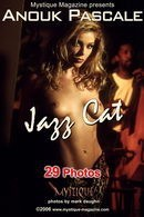 Anouk Pascale in Jazz Cat gallery from MYSTIQUE-MAG by Mark Daughn