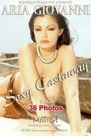 Aria Giovanni in Sexy Castaway Set 1 gallery from MYSTIQUE-MAG by Mark Daughn