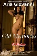 Aria Giovanni in Old Memories gallery from MYSTIQUE-MAG by Mark Daughn
