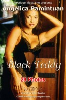 Angelica Pamintuan in Black Teddy gallery from MYSTIQUE-MAG by Mark Daughn
