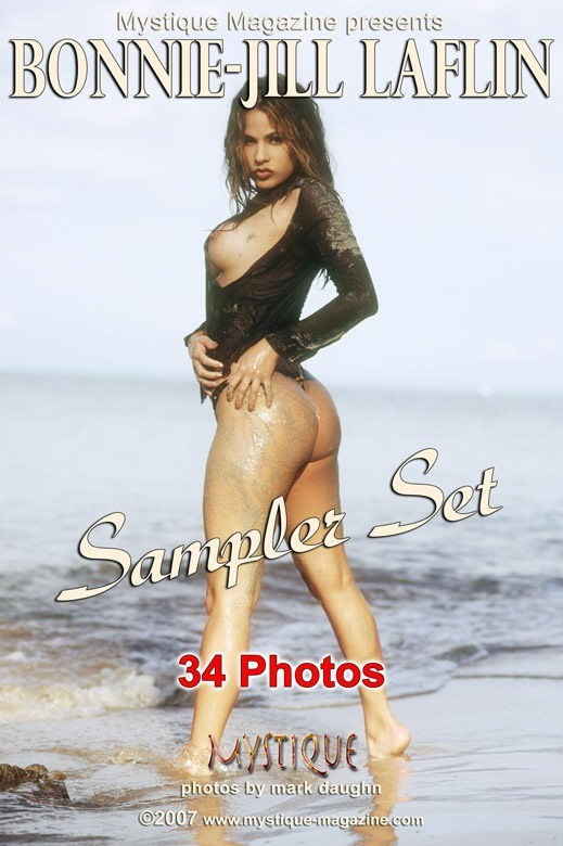 Bonnie-Jill Laflin - `Sampler Set` - by Mark Daughn for MYSTIQUE-MAG