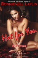 Bonnie-Jill Laflin in Hot for You Set2 gallery from MYSTIQUE-MAG by Mark Daughn