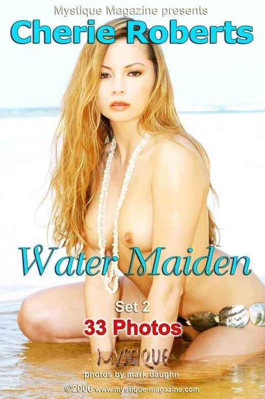 Cherie Roberts - `Water Maiden Set2` - by Mark Daughn for MYSTIQUE-MAG
