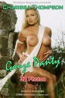 Charissa Thompson - Gauze Panty