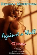 Against a Wall
