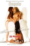 Divini Rae & Justine Joli & Luana Lani - Angels - Heavenly Torture