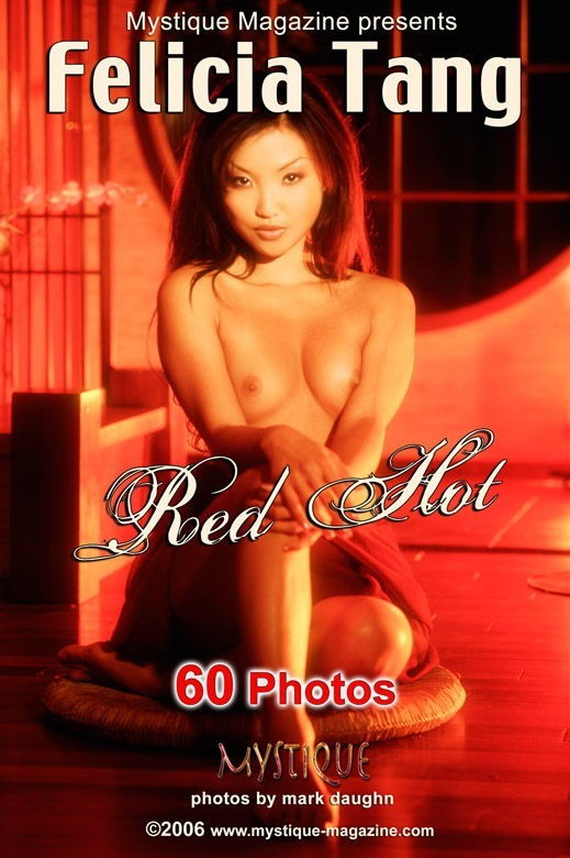 Felicia Tang - `Red Hot` - by Mark Daughn for MYSTIQUE-MAG