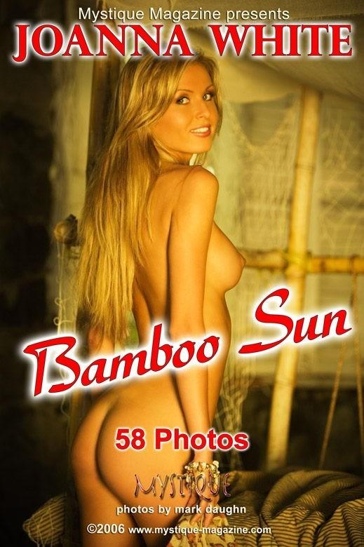 Joanna White - `Bamboo Sun` - by Mark Daughn for MYSTIQUE-MAG