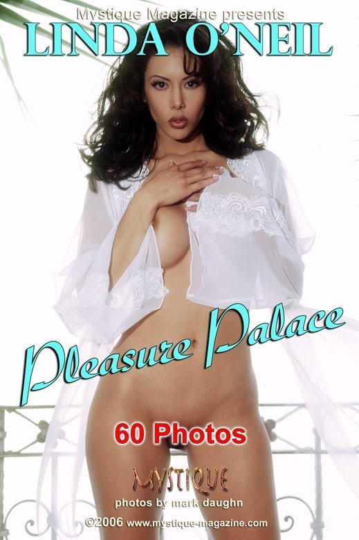 Linda O'Neil - `Pleasure Palace` - by Mark Daughn for MYSTIQUE-MAG