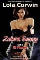 Zebra Sassy Set2