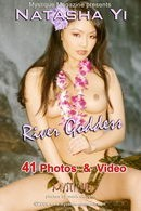 Natasha Yi in River Goddess gallery from MYSTIQUE-MAG by Mark Daughn