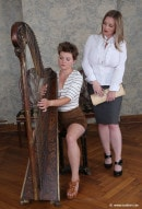 Maria & Marie in Harp Lessons gallery from NADINE-J