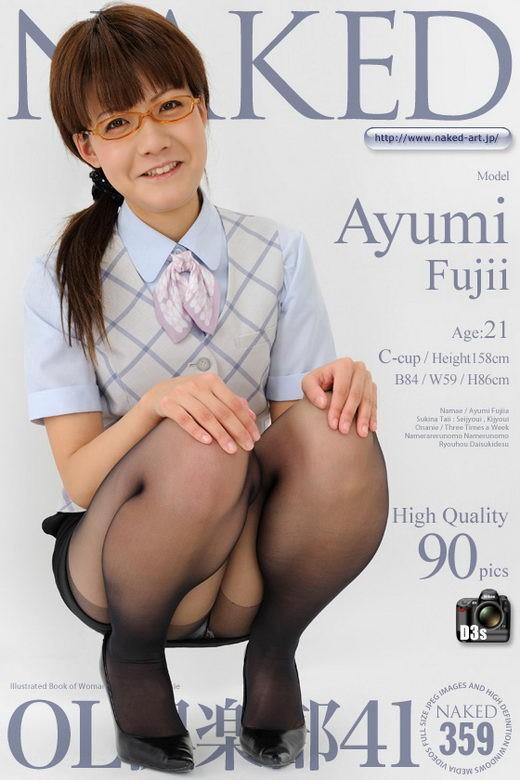 Ayumi Fujii - for NAKED-ART