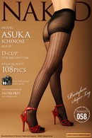 Asuka in Issue 058 - Pantyhose Super Leg gallery from NAKED-ART by Isoroku
