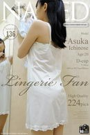 Asuka Ichinose - Issue 136 - Lingerie Fan