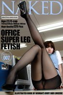 Issue 007 - Office Super Leg Fetish