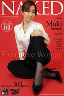 Issue 113 - Executive Woman
