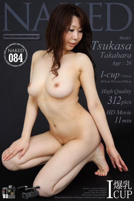 Tsukasa Takahara - `Issue 084` - for NAKED-ART