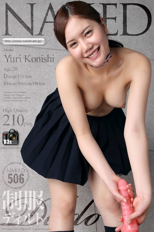 Yuri Konishi - `Issue 506` - for NAKED-ART