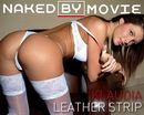 Klaudia - Leather Strip