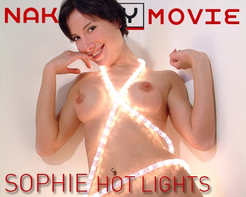 Sophie - `Hot Lights` - for NAKEDBY VIDEO