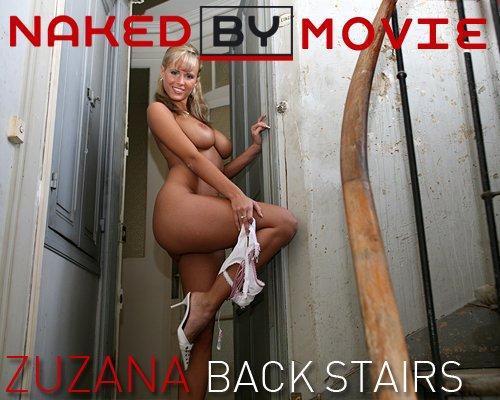 Zuzana - `Backstairs` - for NAKEDBY VIDEO