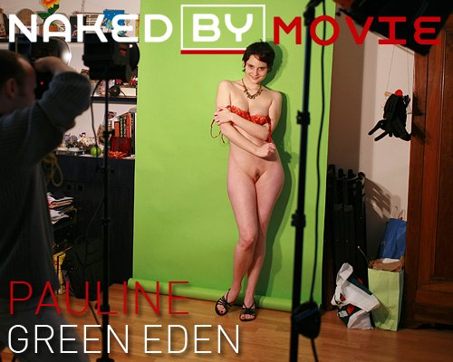 Pauline - `Green Eden` - for NAKEDBY VIDEO